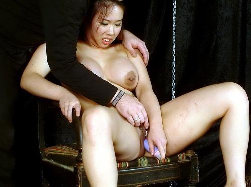 Slave Girl Tigger Taking Cruel Punishment