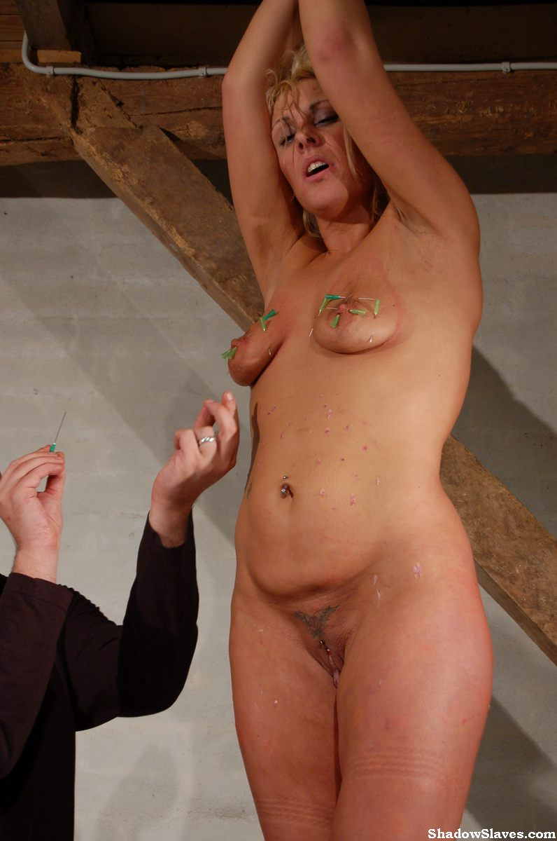 Breast whipping torture share